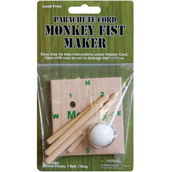 Monkey Fist maker