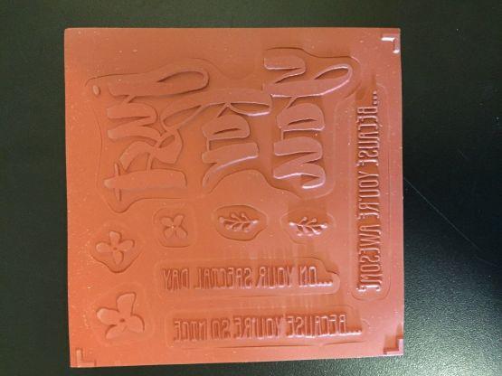 SU141234 Botanicals rubber