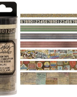 Tim Holtz Travel tape