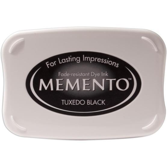 Tsukineko Memento Tuxedo Black