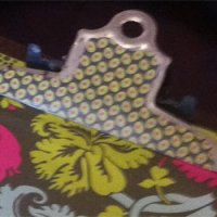 Revitalize a Clipboard with Mod Podge