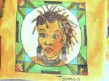 Placemat Tsonga