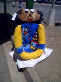 Mickey Baby Donut