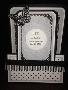 Black life is better laughing