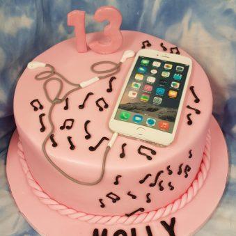iPhone-ladies-birthday-cake-girls-women