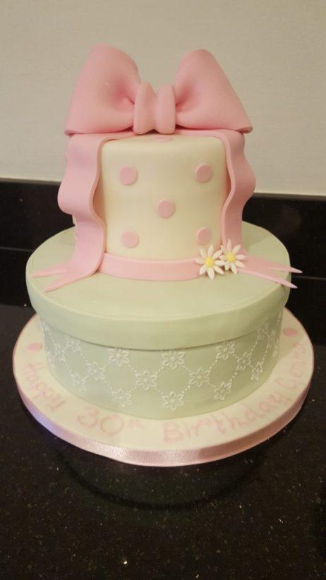 ladies cakes birthday