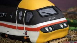 Inter City 125 Cake