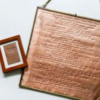 DIY Copper Love Notes