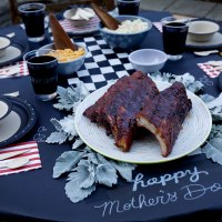 Mother's Day BBQ Brunch
