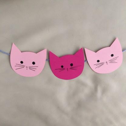 cat heads.