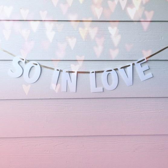 """""""So in Love"""""""