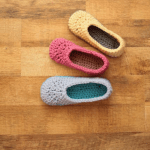 Super Slipper Patterns Shortlist