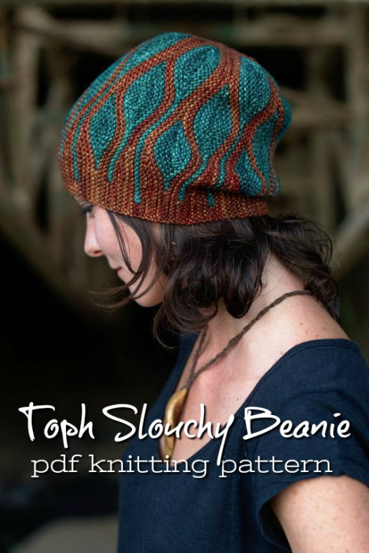 Wow! Look at the colour work on his knit hat pattern! I love the rich look of this beanie! Gorgeous! #knit #pattern #knitting #hat #beanie #toque #yarn #crafts #craftevangelist