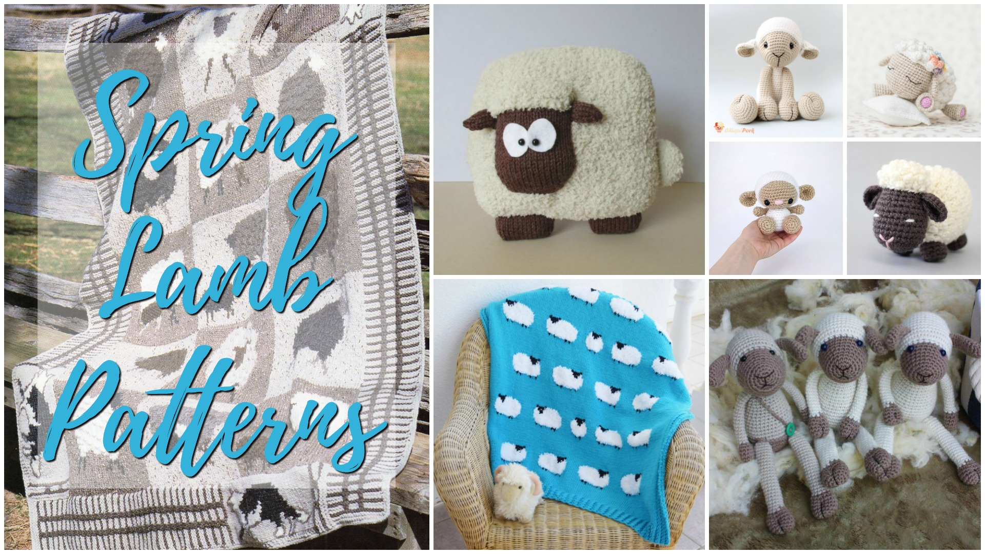 Lamb Easter Mint Covers fits After Eight- Chick Bunny KNITTING PATTERN