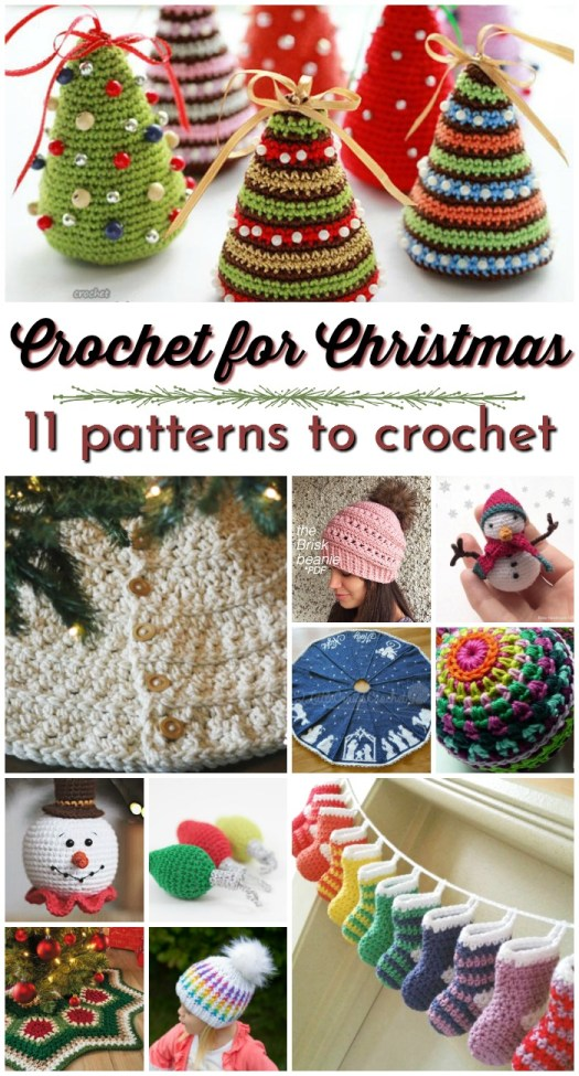 So many cute Christmas crochet patterns to make! Perfect handmade gift ideas! I can't wait to get started on these! Look at the little stockings! So adorable! #christmascrochet #handmadechristmas #crochetpatterns #crochetchristmas #craftevangelist