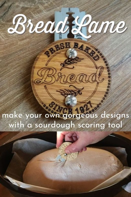 Bread lame sourdough design maker! Perfect little tool for making gorgeous designs on your bread! #sourdoughslasher #breaddesigns #sourdoughdesigns #breadmaking #sourdoughobsession #craftevangelist
