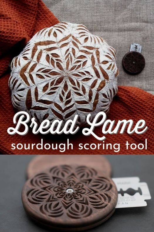 How to make beautiful sourdough bread designs! You need a bread lame! I need to grab one of these bread scoring tools! Gorgeous bread, here I come! #sourdoughobsession #sourdoughdesigns #sourdoughsupplies #sourdoughtools #breadslashingblade #craftevangelist