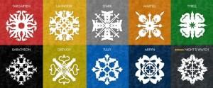 GOT Snowflakes