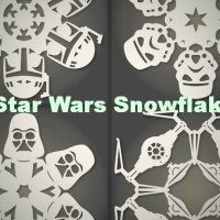 [Updated] [2019] Free PDF Patterns for Star Wars Snowflakes
