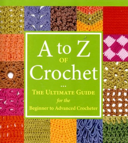 a-z-crochet-book