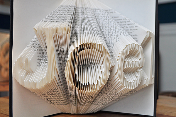 How to Create Book Art Sculptures