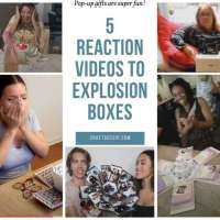 5 reaction videos to explosion boxes that are priceless!