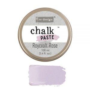 Redesign Chalk Paste® 1.69fl.oz (50ml) - Roycroft Rose Redesign Chalk Paste® 1.69fl.oz (50ml) – Roycroft Rose 655350635244 600x600 1