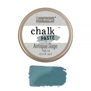 Redesign Chalk Paste® 1.69fl.oz (50ml) - Antique Sage Redesign Chalk Paste® 1.69fl.oz (50ml) – Antique Sage 655350635350 600x600 1