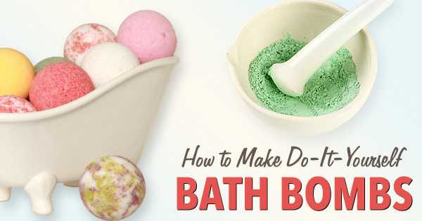 How To Make A Bath Bomb