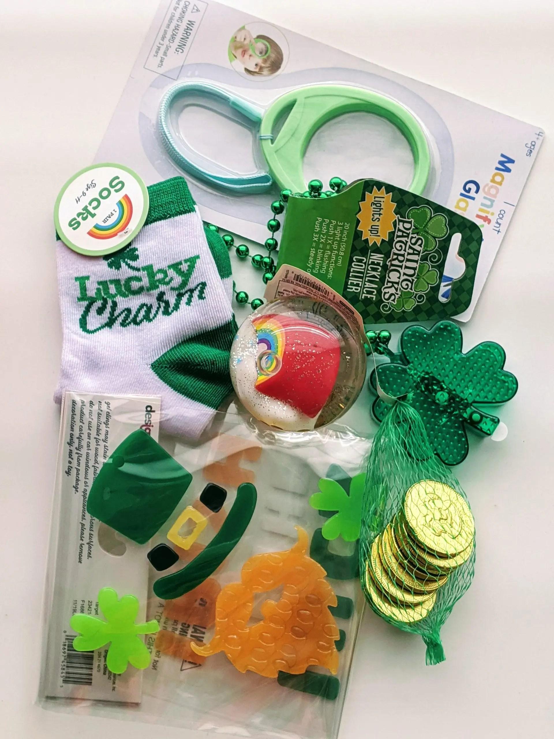 items for leprechaun trap