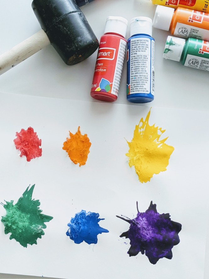 colorful artwork for children of all ages.