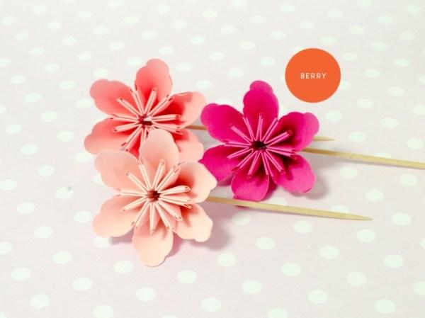 kusudama flower topper
