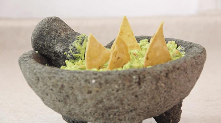 Te enseño como preparar guacamole perfecto y delicioso