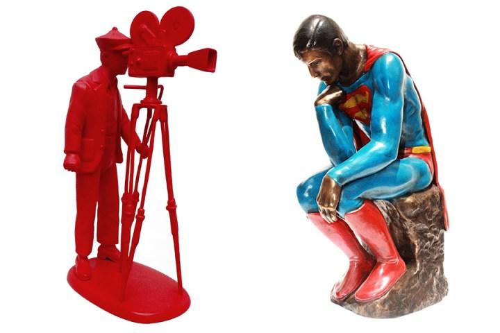 SUPERMAN PENSATIVO CRÍTICA
