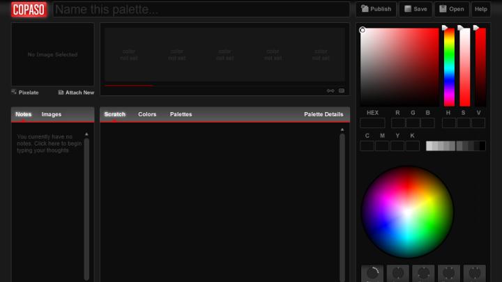 capture copaso web