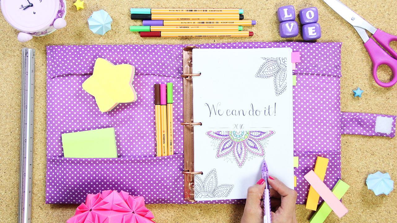 Crafty planner 2016
