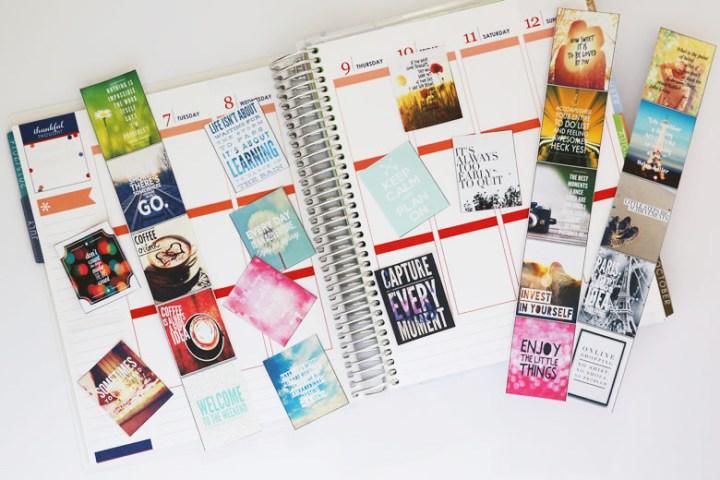frases motivacionales cómo organizar tu agenda