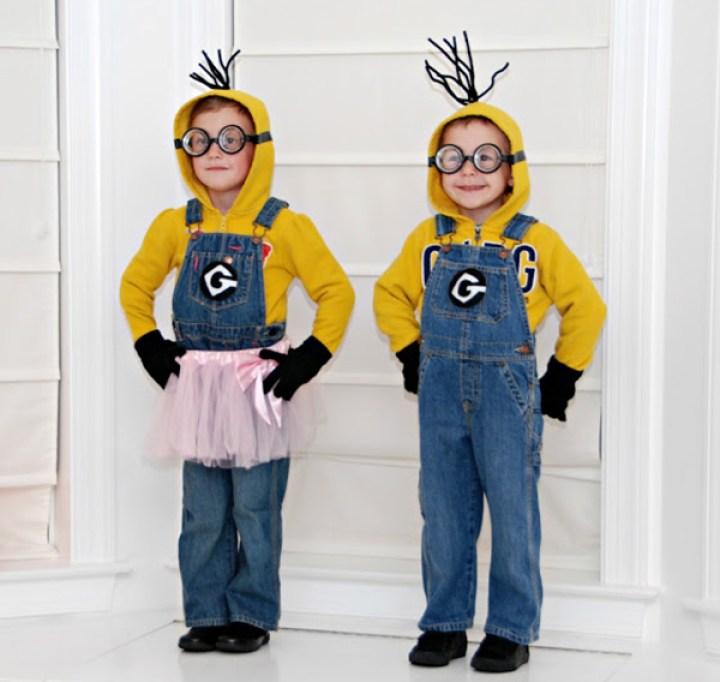 Minion-disfraces
