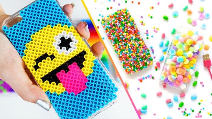 fundas para celular creativas