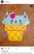 Gato de papel