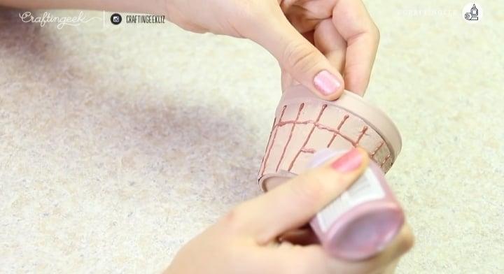 decorar el cono del helado