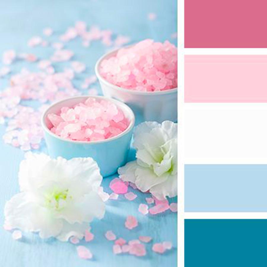 3) Colores pastel bonitos