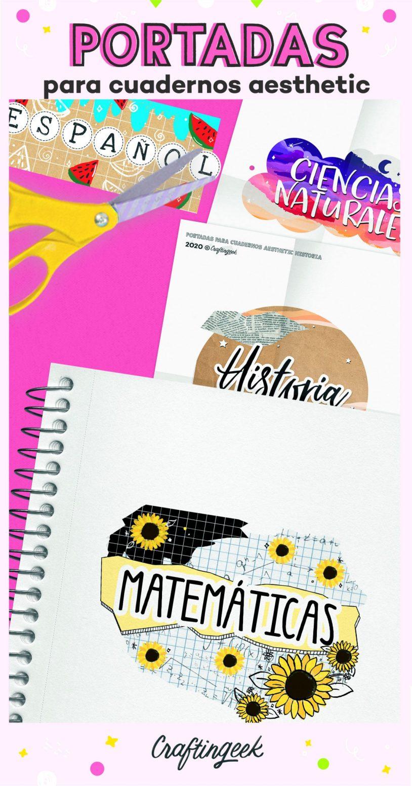 Portadas para cuadernos tumblr_Portada