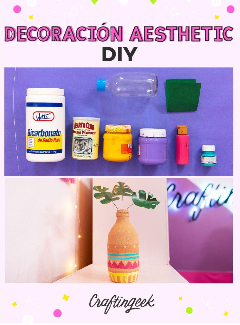 Ideas Aesthetic para tu cuarto_Jarron