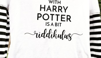 b6dbf740 DIY Shirts for Disney and Harry Potter - Crafting in the Rain