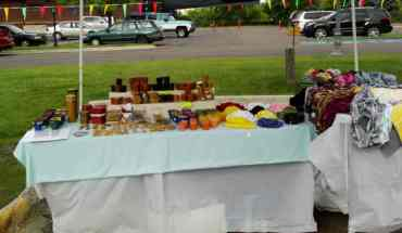 My First Saturday at the Great Falls, Montana Farmer's Market