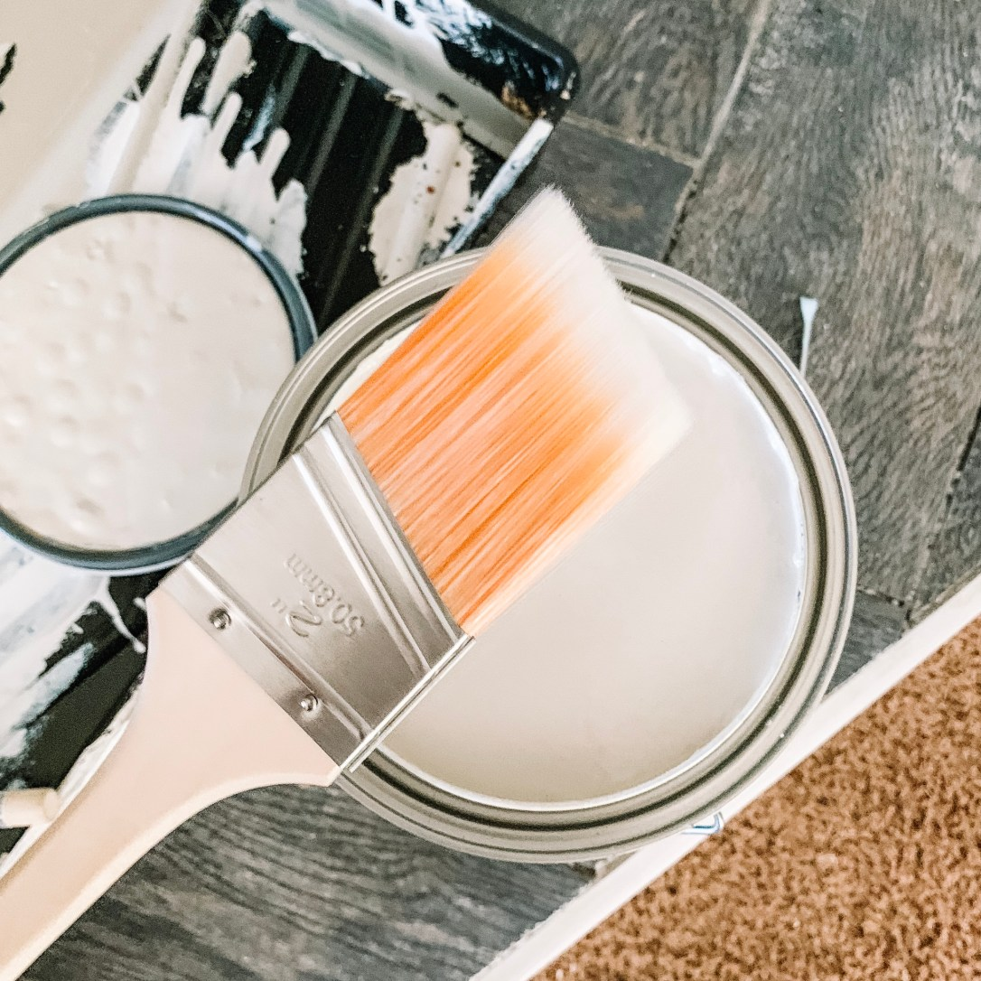 3 Tips to Get Your Room Painted Fast CraftingOverload.com Painting Tips