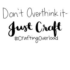 crafting overload