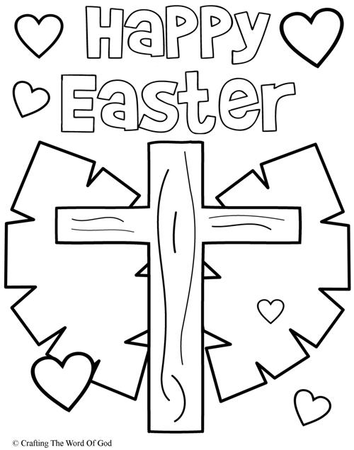 jesus and easter coloring pages cooloring com