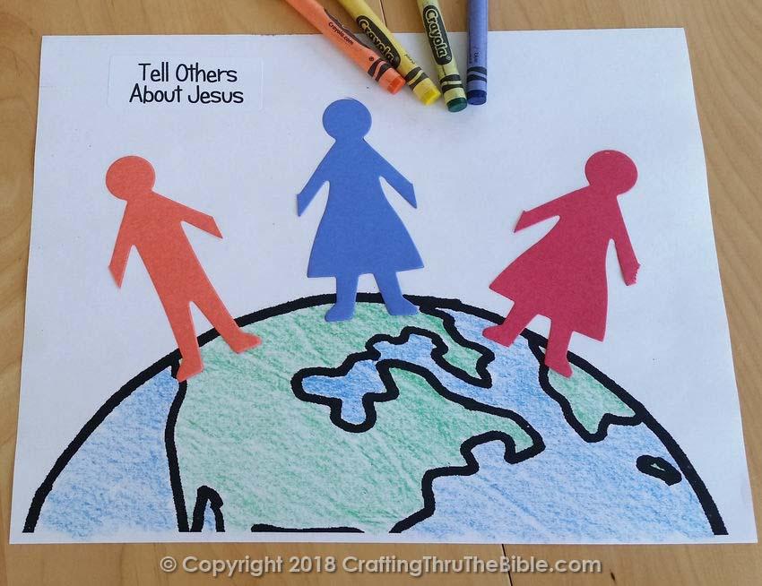 Color Gospel Mark